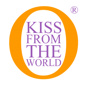 Kiss From The World Channel Logo