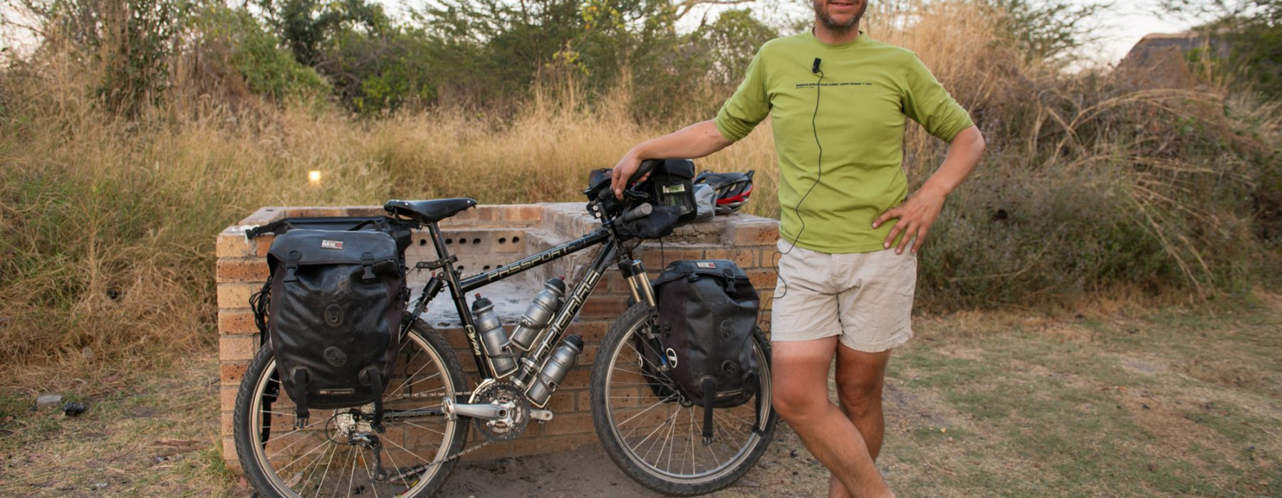 Cycling through Africa: bikepacking essentials for adventure cycling