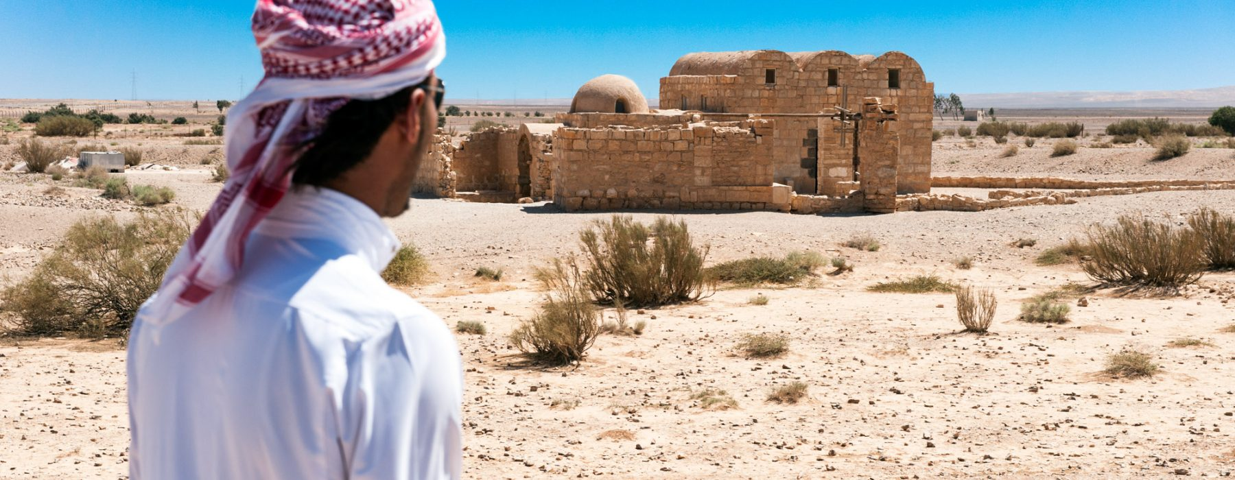 Qusayr Amra: the little castle in the desert, testimony to the Umayyad Caliphate