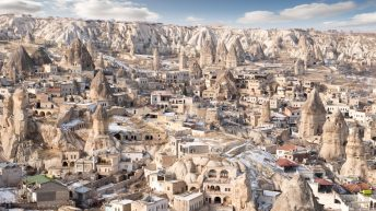 Cappadocia: an otherworldly escape. Explore Goreme, Ihlara Valley and Derinkuyu underground city