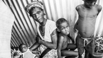 Documentary photography the real story of the photograph. Haiti, life anyway